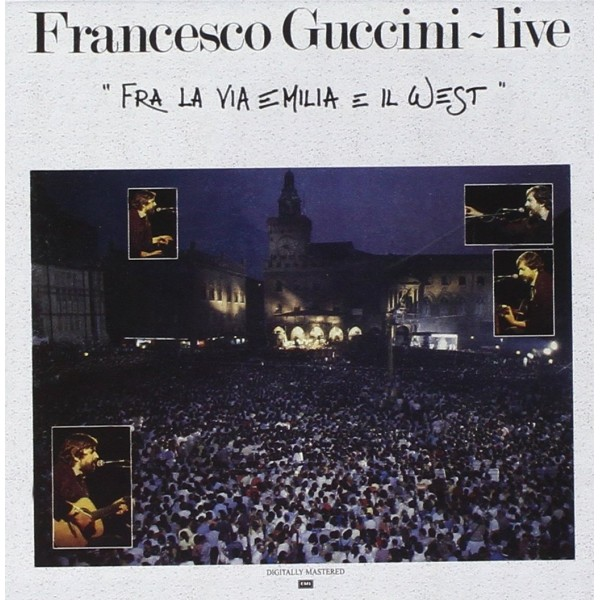 Francesco Guccini - Fra la via Emilia e il west